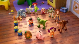 Toy Story That Time Forgot Photo