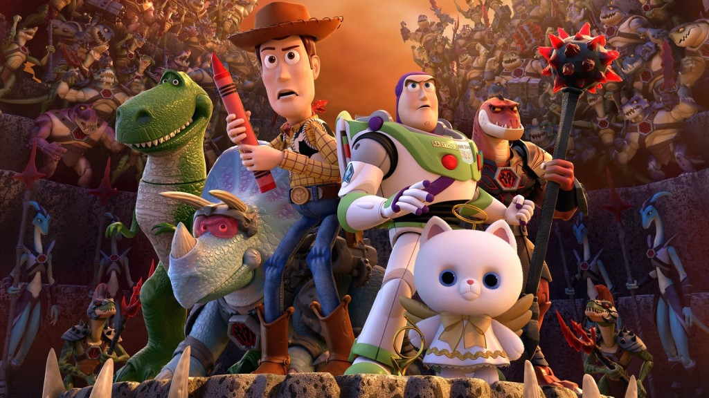 Toy Story That Time Forgot wallpapers HD