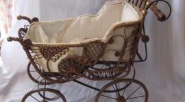 Vintage Strollers Photo Free