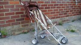 Vintage Strollers Wallpaper Free