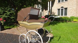 Vintage Strollers Wallpaper Gallery