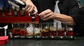 Vodka With Pepper Photo Download