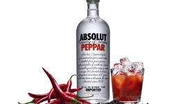 Vodka With Pepper Wallpaper Free