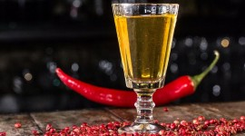 Vodka With Pepper Wallpaper Full HD