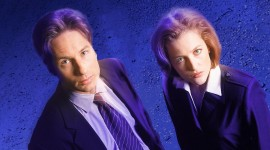 X-Files Wallpaper Background