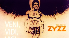 Zyzz Desktop Wallpaper For PC