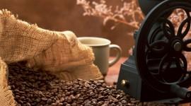 4K Coffee Grain Desktop Wallpaper