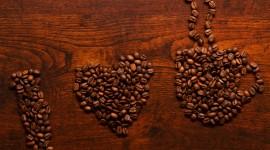 4K Coffee Grain Desktop Wallpaper For PC
