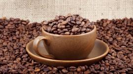 4K Coffee Grain Desktop Wallpaper#1