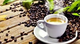 4K Coffee Grain Photo