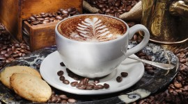4K Coffee Grain Photo#1
