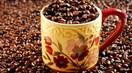 4K Coffee Grain Wallpaper