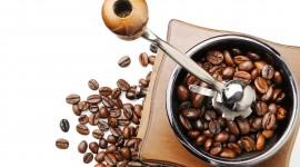 4K Coffee Grain Wallpaper HQ