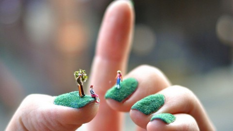 4K Painting Nails wallpapers high quality