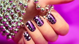 4K Painting Nails Photo Free#1