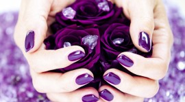 4K Painting Nails Photo#1