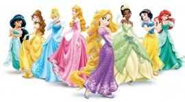 4K Princess Girls Wallpaper HQ