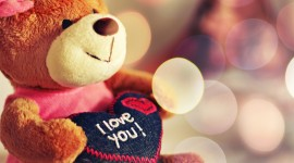 4K Teddy Bear Toy Photo Free#2
