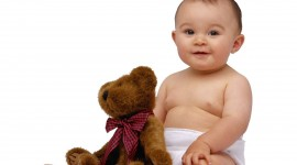 4K Teddy Bear Toy Photo#2