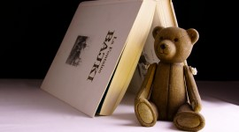 4K Teddy Bear Toy Photo#3