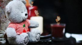 4K Teddy Bear Toy Wallpaper Gallery