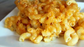 American Pasta With Cheese Wallpaper Download