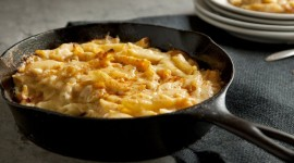 American Pasta With Cheese Wallpaper Free