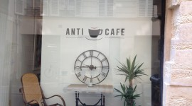 Anti-Cafe Wallpaper For Desktop