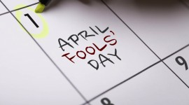 April Fools Day Photo