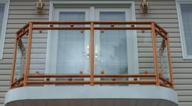 Balcony Wallpaper Full HD