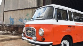 Barkas B1000 Wallpaper Background