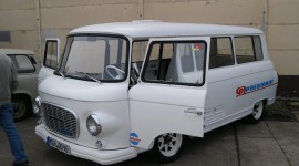 Barkas B1000 Wallpaper For Desktop