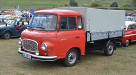 Barkas B1000 Wallpaper Full HD