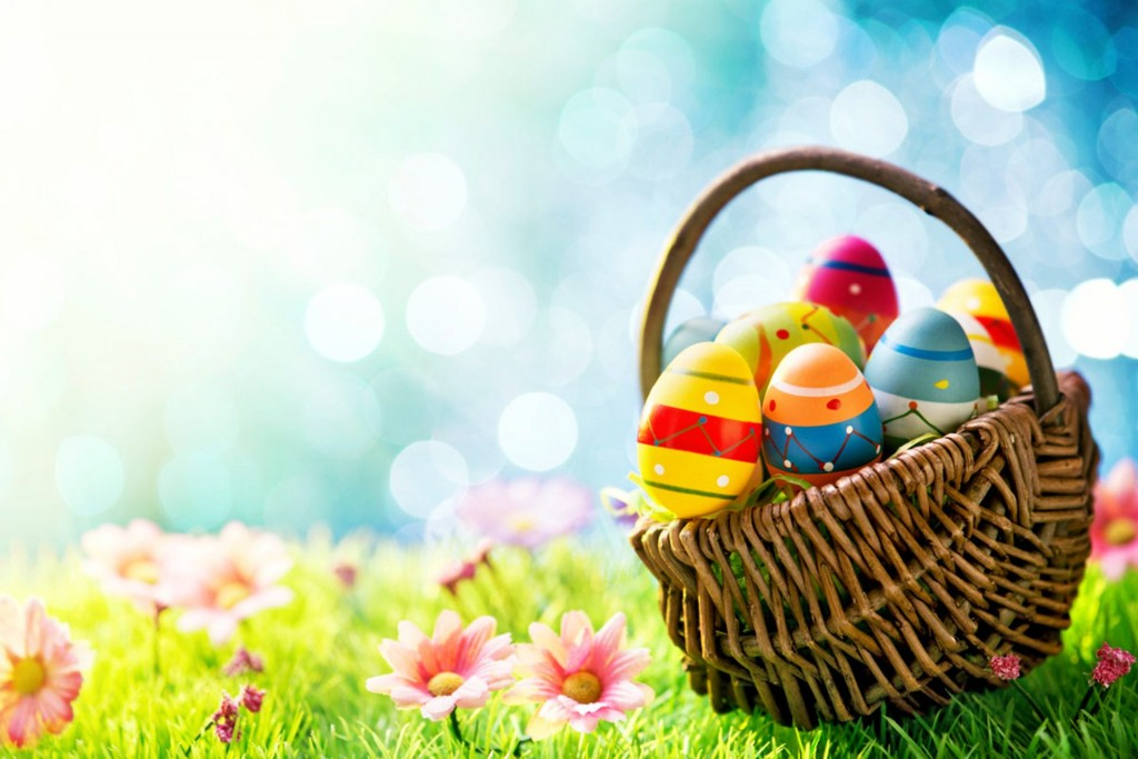 Baskets For Easter wallpapers HD