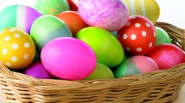 Baskets For Easter Photo Download