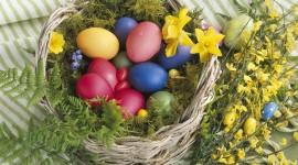 Baskets For Easter Wallpaper 1080p