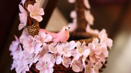 Baskets For Easter Wallpaper Download