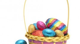 Baskets For Easter Wallpaper For Android#2