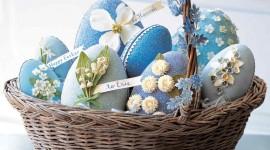 Baskets For Easter Wallpaper For Mobile