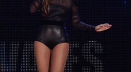 Beyonce On Stage Wallpaper Gallery
