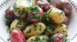 Boiled Potatoes Best Wallpaper