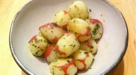 Boiled Potatoes Wallpaper Download