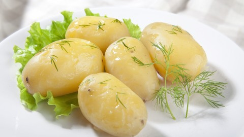 Boiled Potatoes wallpapers high quality