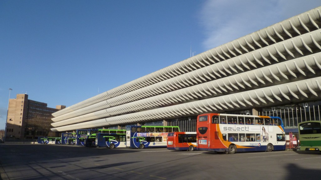 Bus Station wallpapers HD