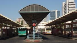Bus Station Wallpaper HQ