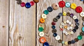 Buttons And Threads Wallpaper Gallery
