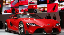 Car Exhibition Wallpaper 1080p