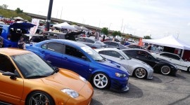 Car Exhibition Wallpaper Download