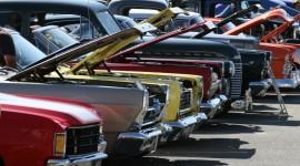 Car Exhibition Wallpaper Full HD