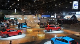 Car Exhibition Wallpaper High Definition